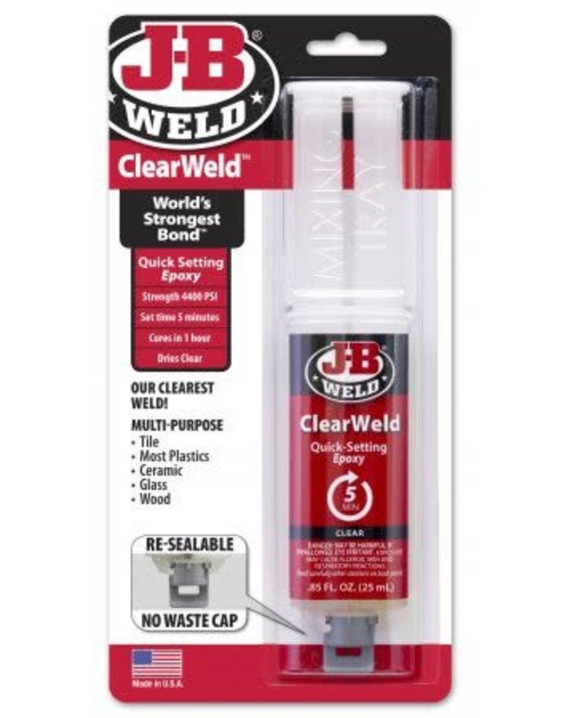 J-B Weld Clearweld 25ml