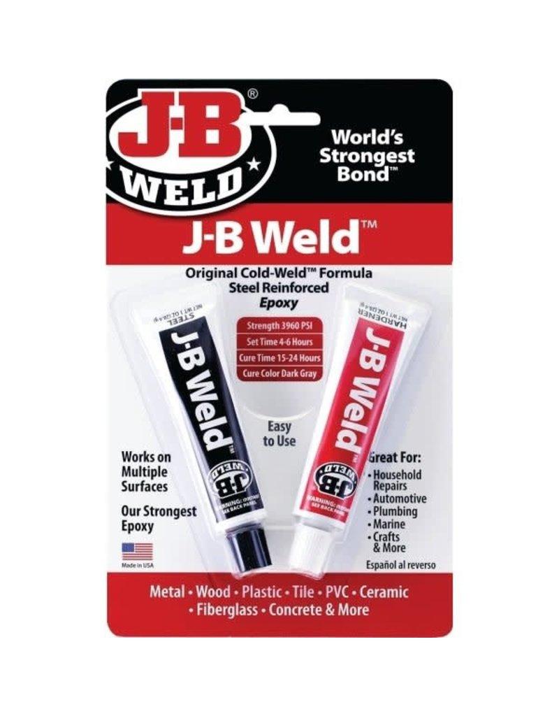 J-B Weld J-B Weld 1 oz. Twin Tubes