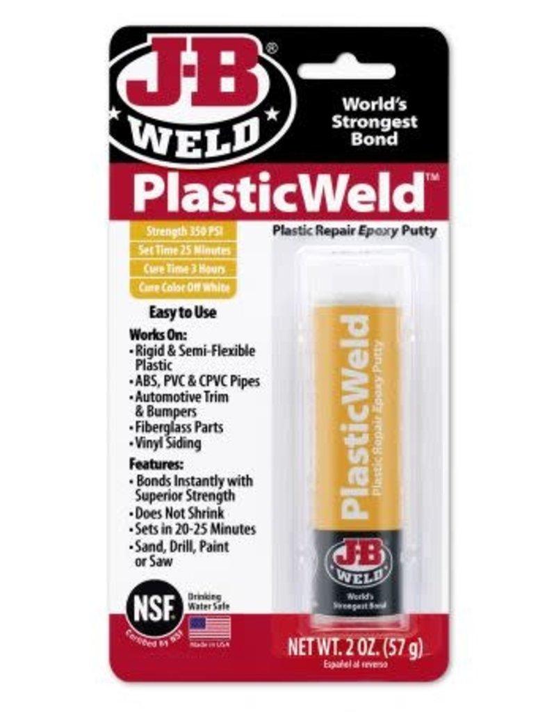 J-B Weld PlasticWeld 2.oz Putty Stick