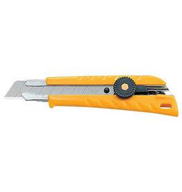 Olfa Heavy-Duty Ratchet-Lock Utility Knife, L 1 Cutter