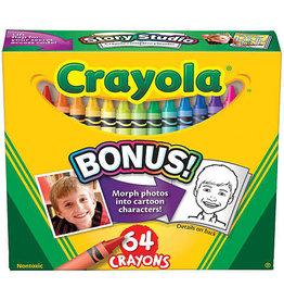 Crayola Crayola Crayons 64Ct Bx (3)