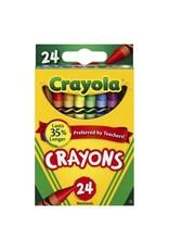 Crayola Crayola Crayons 24Ct Peg