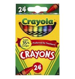 Crayola Crayola Crayons 24Ct Peg (3)