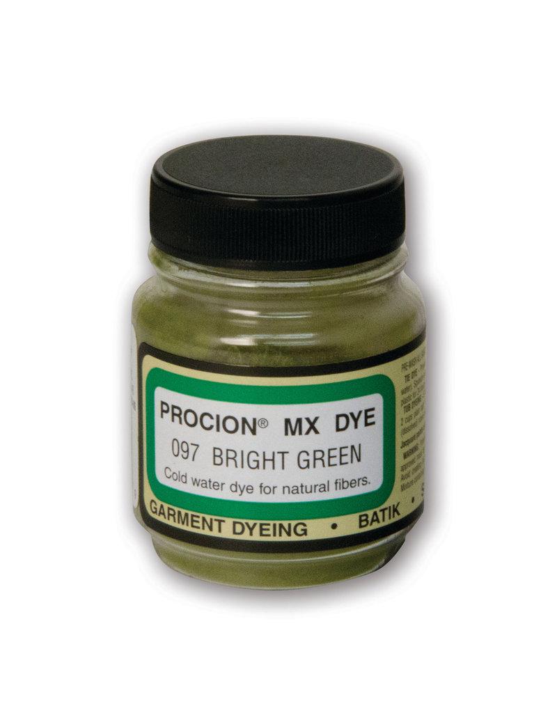 Jacquard Procion 2/3 Oz Bright Green