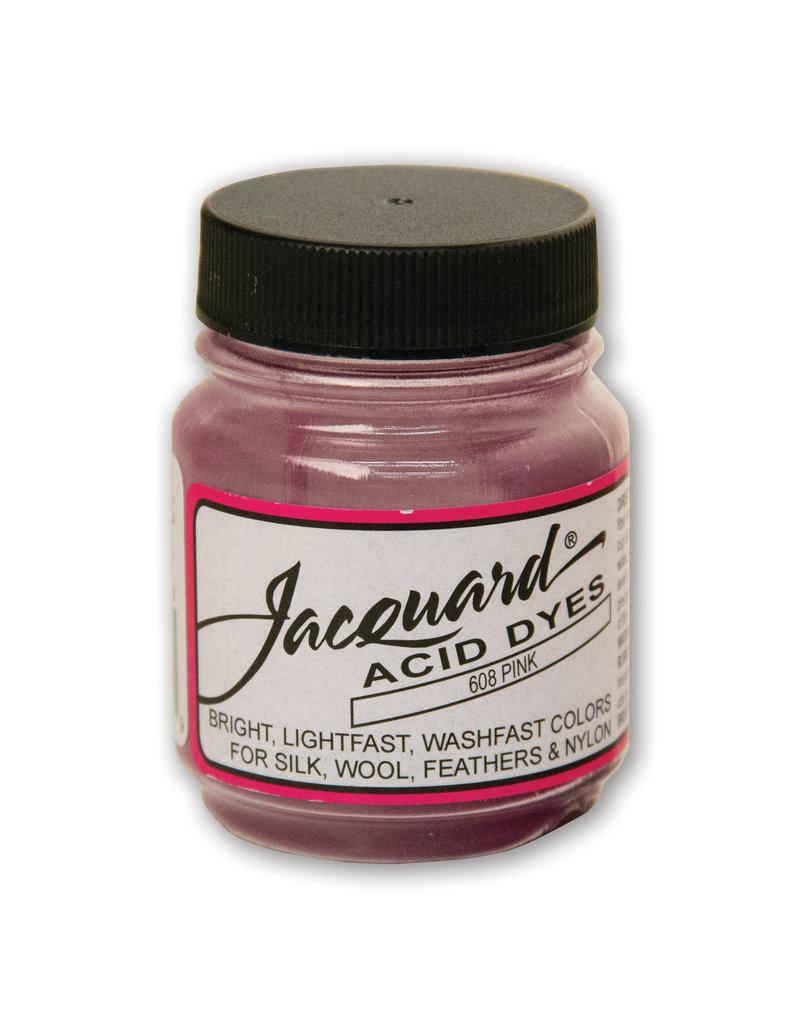 Jacquard Acid Dye.5 Oz Pink