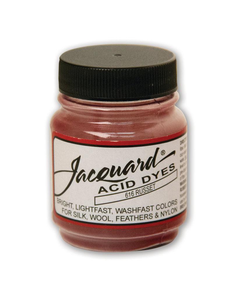 Jacquard Acid Dye.5 Oz Russet