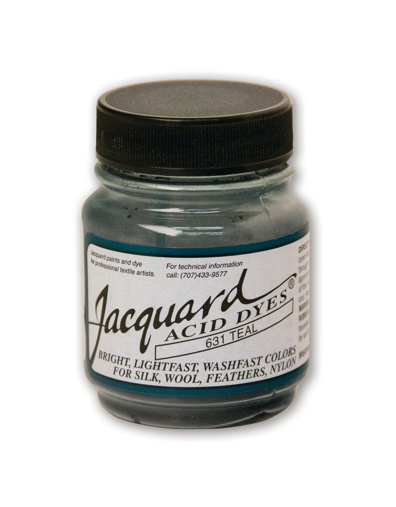 Jacquard Acid Dye.5 Oz Teal