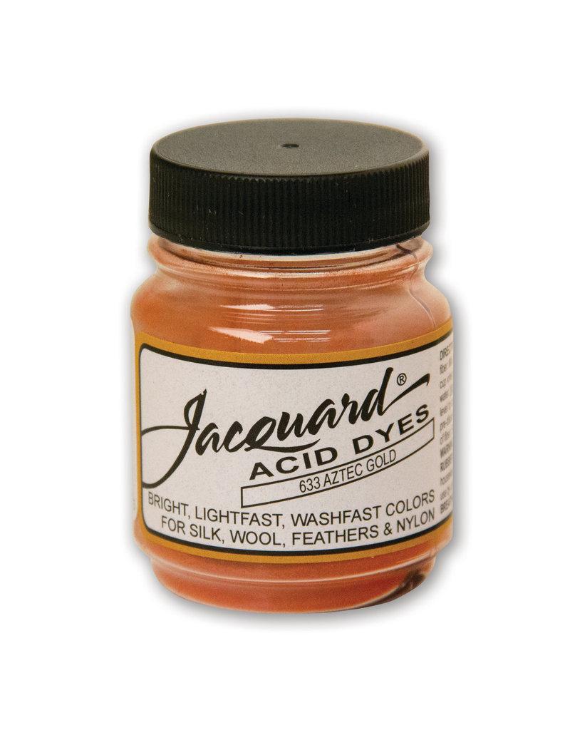 Jacquard Acid Dye .5 Oz Aztec Gold