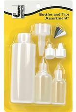 Jacquard Bottle & Plastic Tips Asst