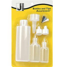 Jacquard Bottle & Plastic Tips Asst Cd