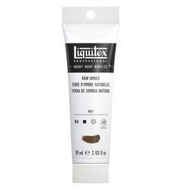 Liquitex Liquitex Hb Acrylic 2Oz Raw Umber