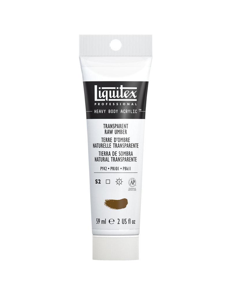 Liquitex Liquitex Hb Acrylic 2Oz Trans Raw Umber