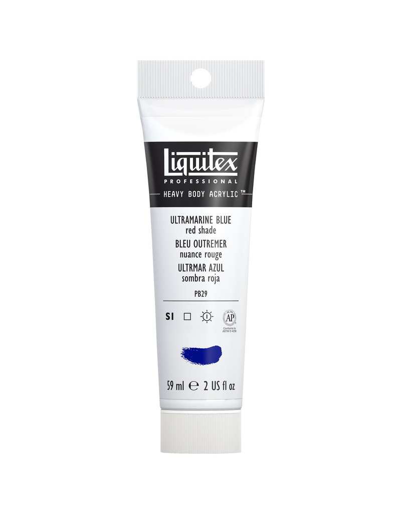 Liquitex Liquitex Hb Acrylic 2Oz Ultramrn Bl Rd Shd