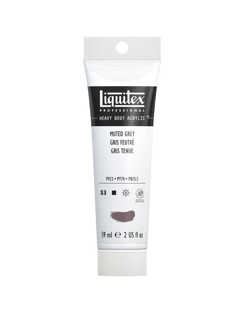 Liquitex Liquitex Hb Acrylic 2Oz Muted Grey