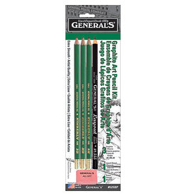 General Pencil Kimberly Dwg Pencil Kit (6)