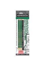 General Pencil Kimberly Graphite Pencil Kit