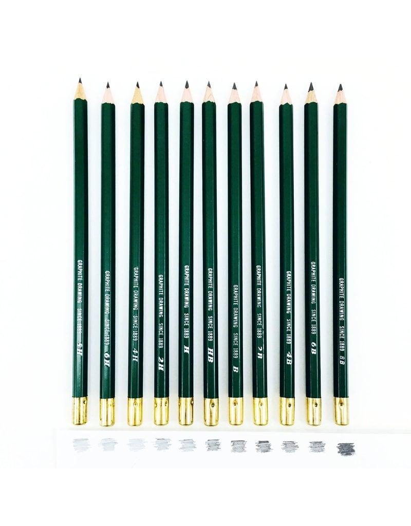 General Pencil Kimberly Graphite Pencil 6H
