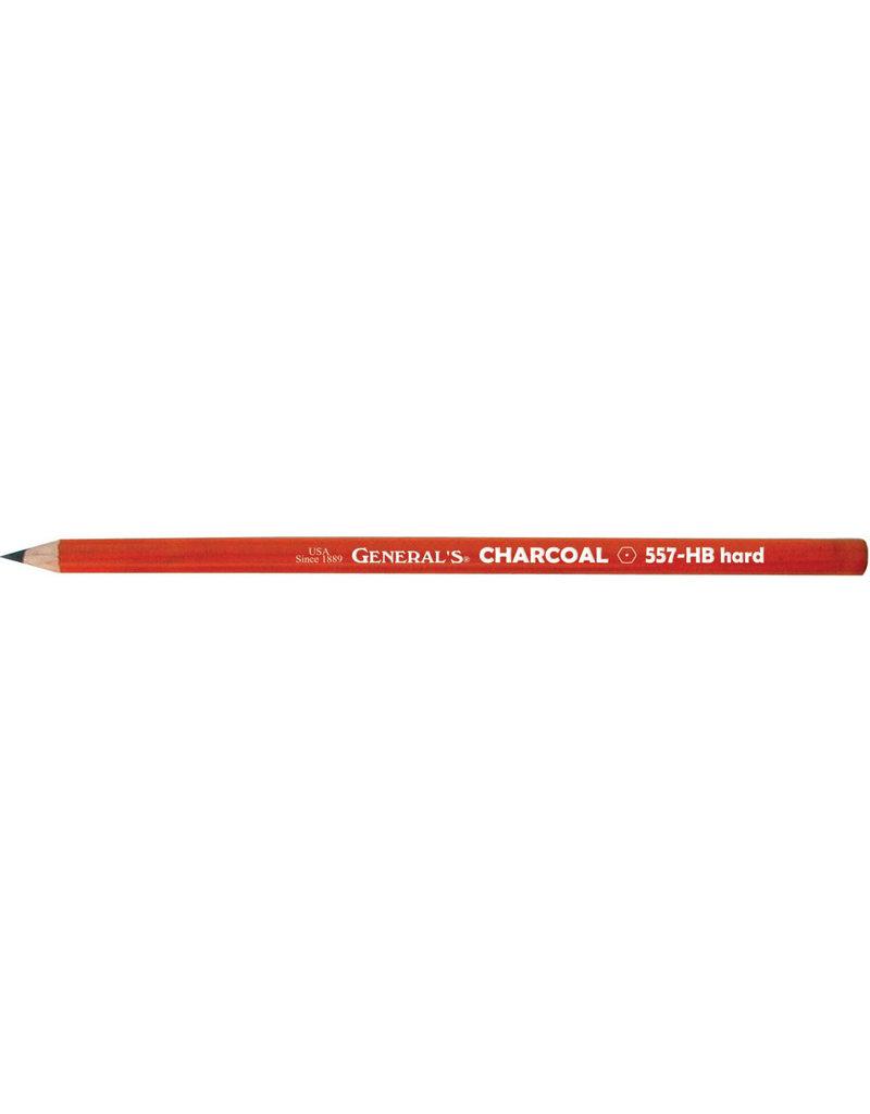 General Pencil Charcoal Pencil HB