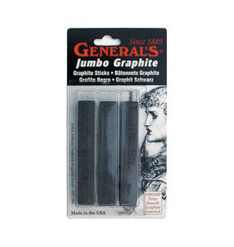 General Pencil Compressed Grpht Stk 3 Jumbo