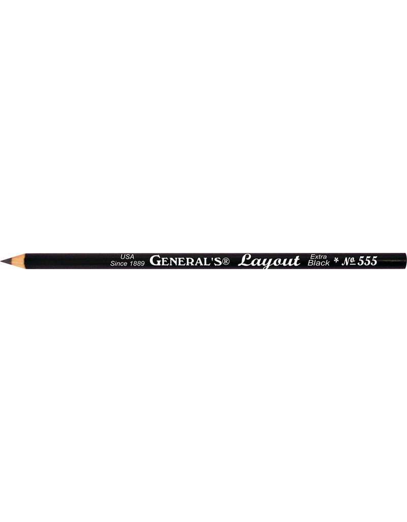 General Pencil Layout Pencil