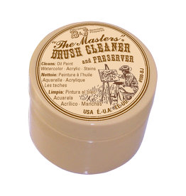 General Pencil Master Brush Cleaner 1Oz
