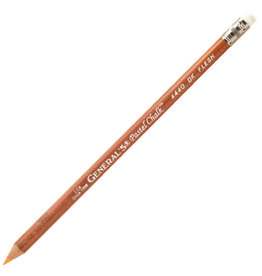 General Pencil Pastel Chalk Pencil Peach