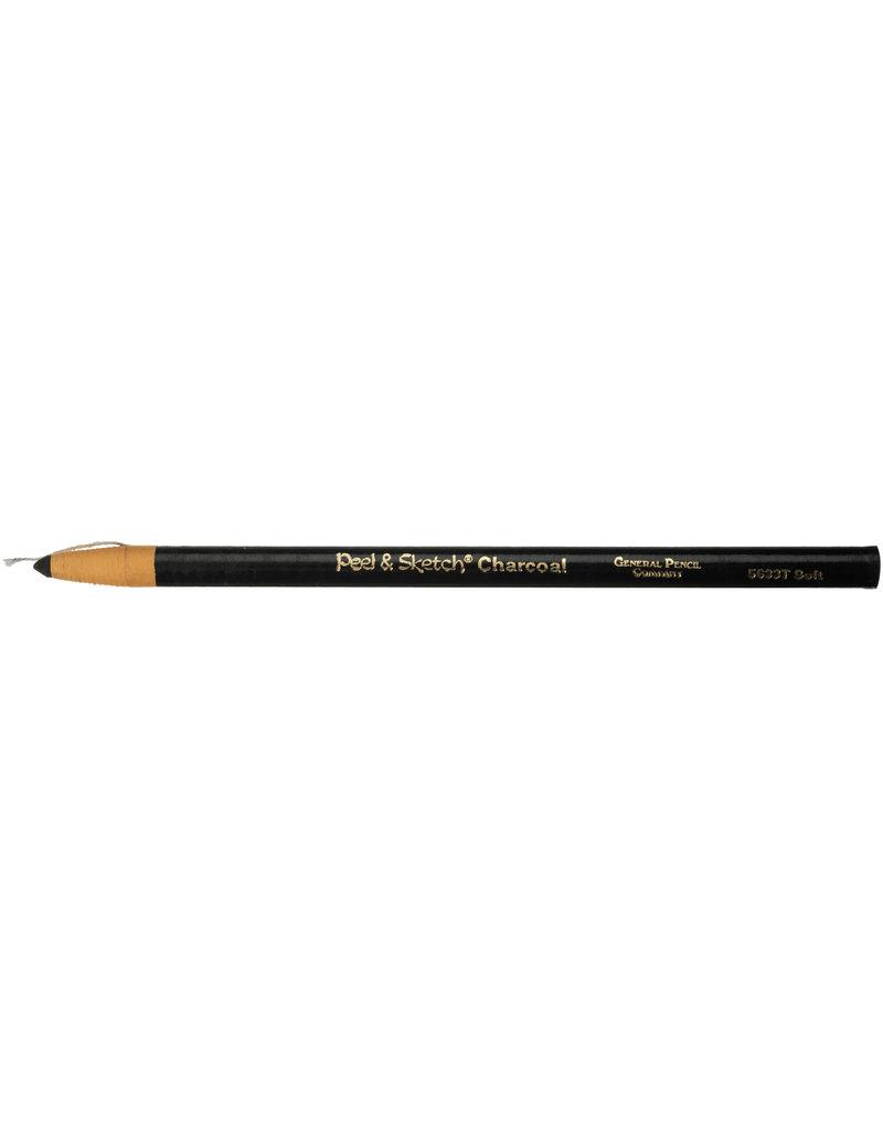 General Pencil Peel & Sketch Pencil Soft