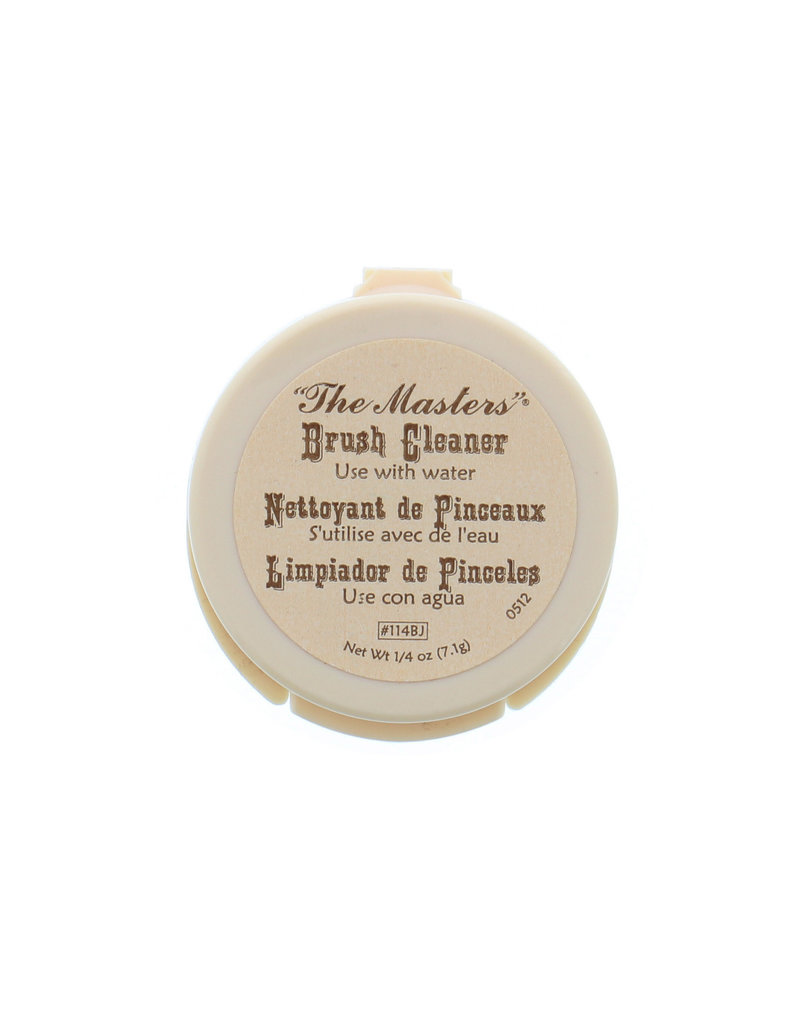 General Pencil The Masters Brush Cleaner, 1/4 oz.