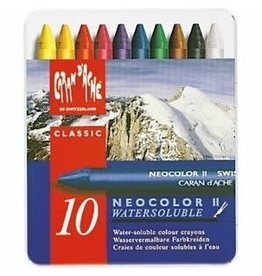 Neocolor II Neocolor Il, Metal Box 15 Pastels Assorted