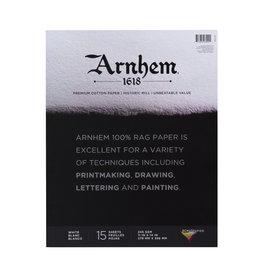 Arnhem Arnhem 1618 Paper Pad - 11In X 14In - 15 Sheets