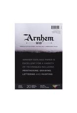 Arnhem Arnhem 1618 Paper Pad - 5In X 7In - 20 Sheets