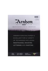 Arnhem Arnhem 1618 Paper Pad - 8.5In X 11In - 20 Sheets