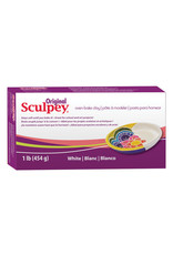 Sculpey Sculpey 1Lb Pack White