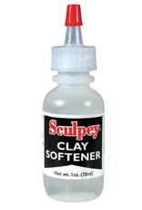 Sculpey Liquid Clay Softener 1Oz Btl