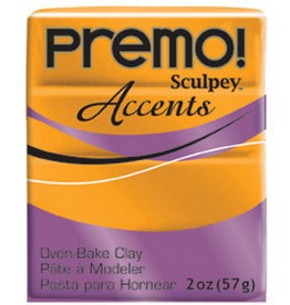 Sculpey Premo 2Oz Gold