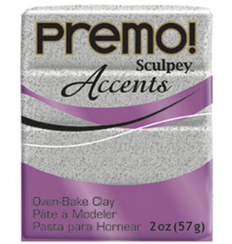 Sculpey Premo 2Oz Gray Granite