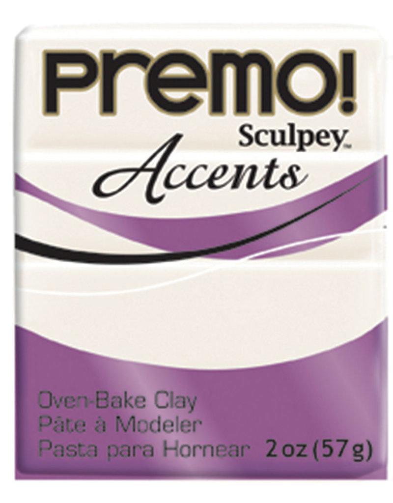 Sculpey Premo 2Oz Pearl