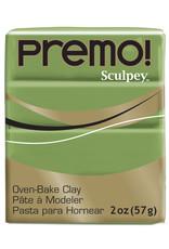 Sculpey Premo 2Oz Spanish Olive