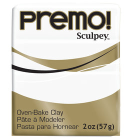 Sculpey Premo 2Oz White