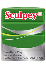 Sculpey Sculpey  Iii 2Oz Leaf Green