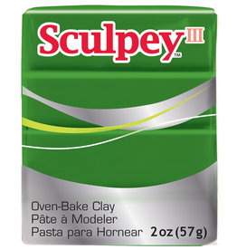 Sculpey Sculpey III 2Oz Leaf Green