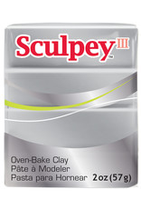 Sculpey Sculpey  Iii 2Oz Silver