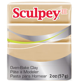 Sculpey Sculpey III 2Oz Tan