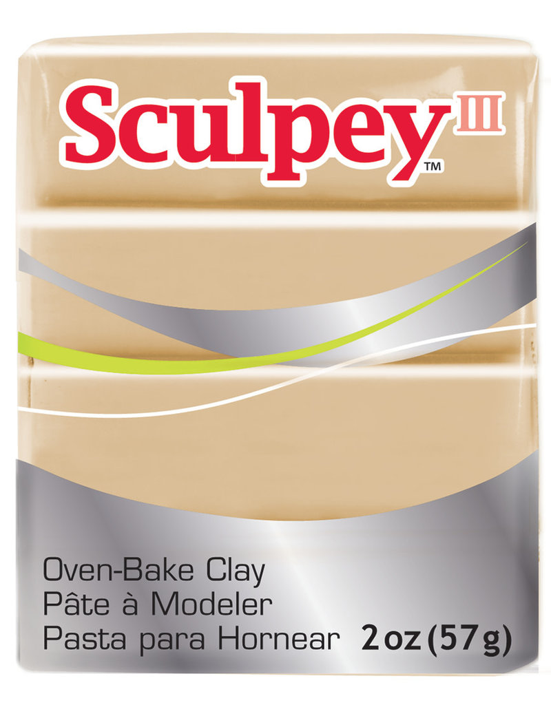 Sculpey Sculpey Iii 2Oz Tan