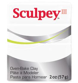 Sculpey Sculpey III 2Oz White