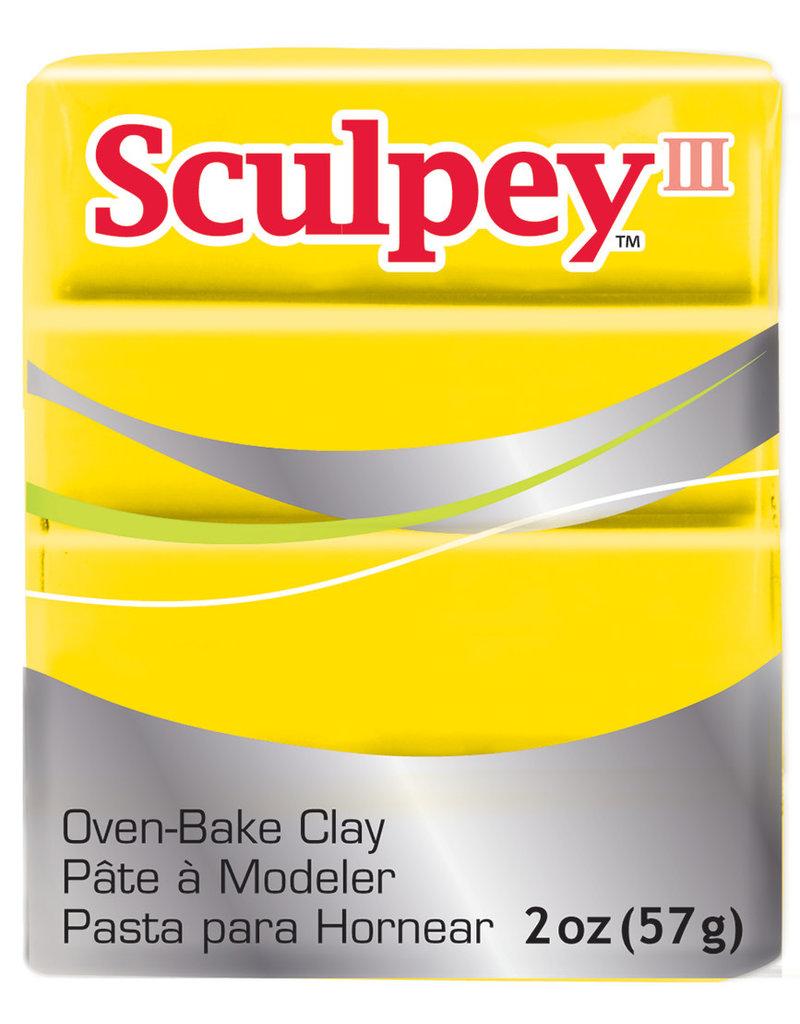 Sculpey Sculpey  Iii 2Oz Yellow