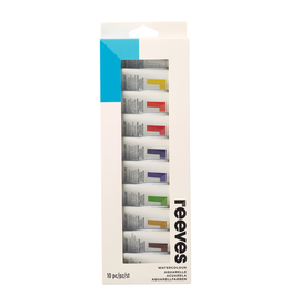 Reeves Reeves Watercolor Set 10X22Ml Tube