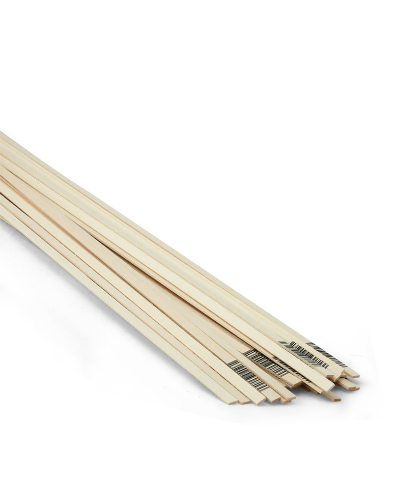 Midwest Basswood 1/16X1/4X24