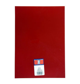 Midwest Styrene Red Pvc .010