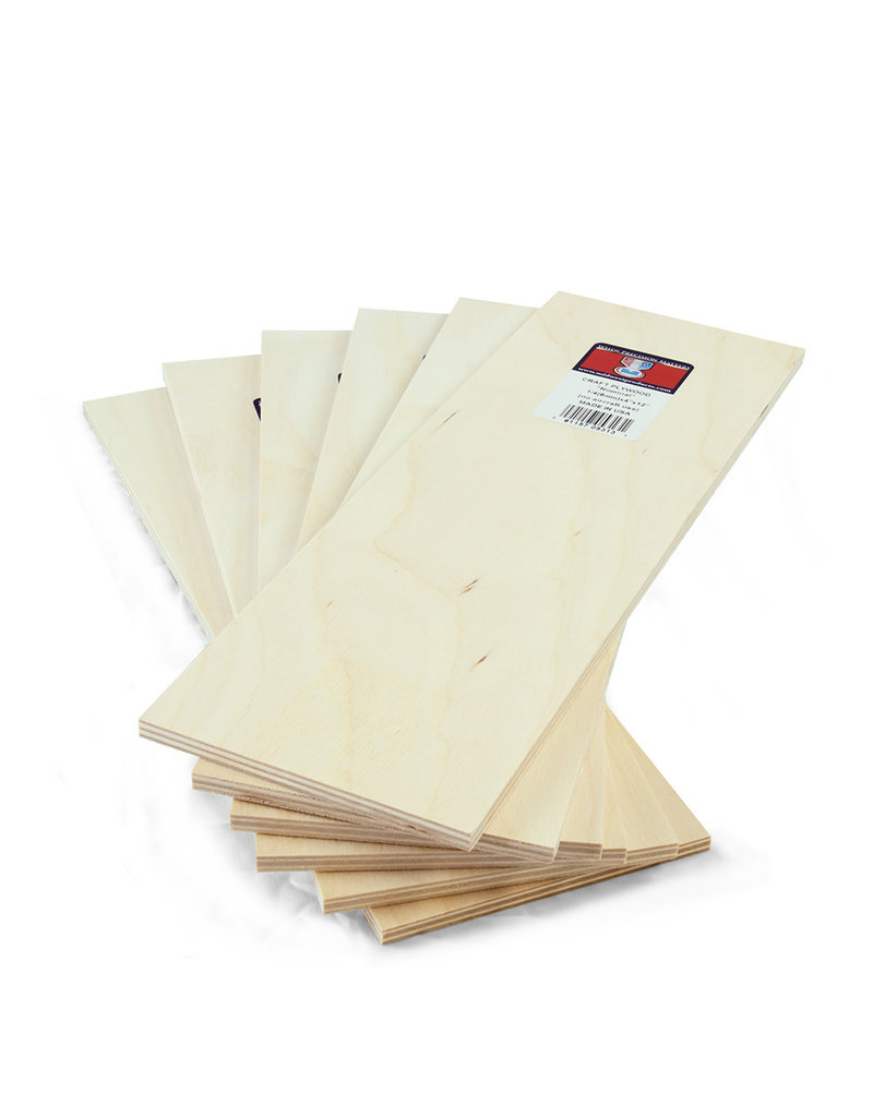 Midwest Craft Plywood 1/4X4X12